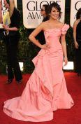 golden-globes-red-carpet-fashion-lea-michele-pink-dress